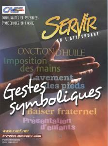Editorial numéro 2 2006