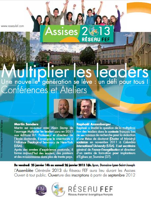 FEF Assise 2013